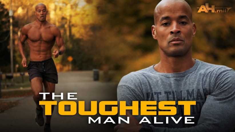 Why We Need Some Pain in Our Lives: 7 Quotes From David Goggins